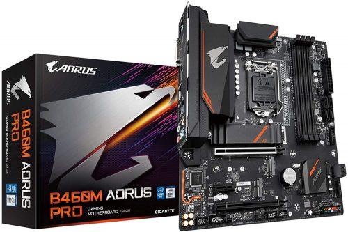 Gigabyte B460 Aorus Pro AC
