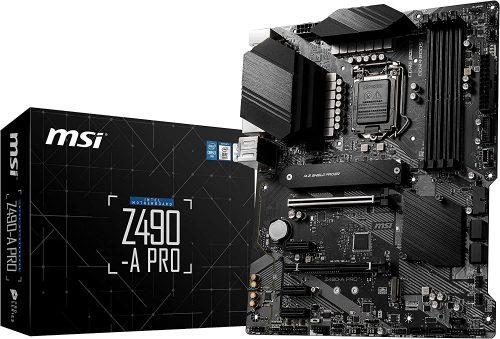 Asus Z490-A PRO