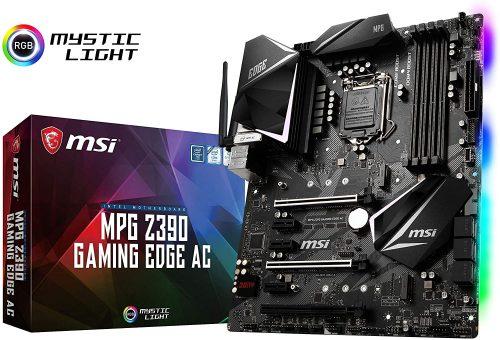 MSI MPG Z390 Gaming Edge