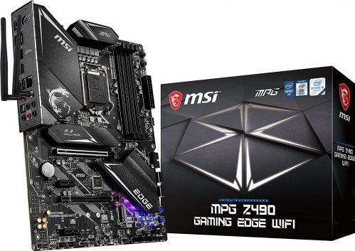 MSI MPG Z490 Gaming Edge